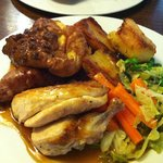 Awesome Sunday roast