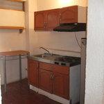 cocina habitacion