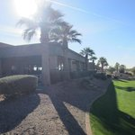 Excellent Clubhouse and Practice Facility
