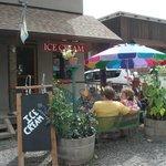Cafe Ridgway A La Mode