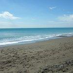 spiaggia vicina (5 minuti in auto)