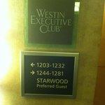 12th floor is the executive floor