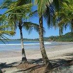 Playa Carrillo muy linda y limpia