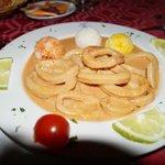 Шикарные морепродукты