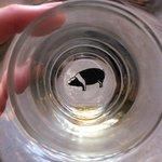 Hogsback Brewery glassware