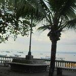 Une vue de Puerto Jimenez