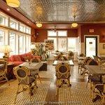 Parisian Style Café