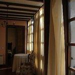 Detalle de salón de estancia en la Boleta