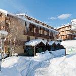 Park Hotel in inverno