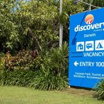 Discovery Holiday Parks Darwin Entrance