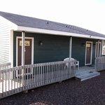 2 Motel-Zimmer