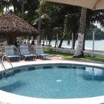 Front beach terrace