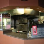 Western's Pizza oven