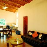 Casa del Sol master suite