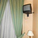 El pequeño televisor
