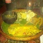 "Balinese ""underseasoned"" fish"