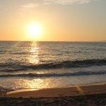great sunsets everynight!