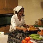 The Hotel Chef Amina