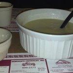 Complimentary Creamy Potato Soup