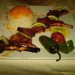 Shishlik (lamb chop)