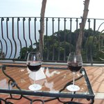 vino on deck