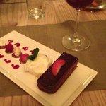 the fantastic chocolate brownie