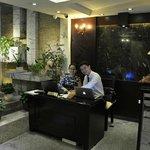 Concierge Counter