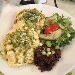 Green eggs & ham! Plus haggis! ;)