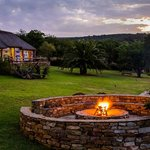 Kudu Lodge and Fire Pit