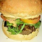 "The ""Smashburger""."