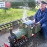 Abbotsfield Park Miniature Railway