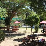 Die Kloof Padstal - Lovely Outside Garden & Table area