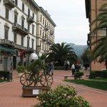 Zentrum der Stadt- Montecatini