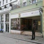 Regensburger Kaffe Prinzess - ältestes Kaffeehaus Deutschlands