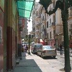 the Elwey street