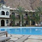 The Pool, Dahab Paradise Hotel