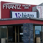 The Frantz Inn in Steinbach Manitoba. Home of R-bistro and The Edge