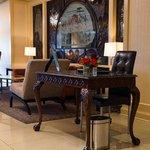 The Elegance of the Kirkley Lobby
