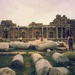 Roman ruins at Side.