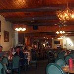 Interior of Jan's Family Restaurant