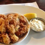 Real clam strips