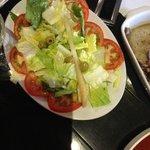 Fresh, Green Salad