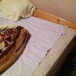 dettaglio del letto