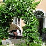 lovely relax garden