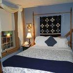 Blue Harvest Room at the Barn Inn