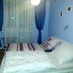 Спальня в апартаменрах