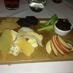 Cheeseboard for one person...lucky me! :)