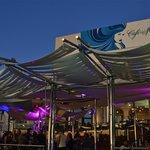 Cafe Del Mar new sea front building