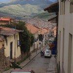 San Blas area near Casa de Mama