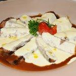 tagliata parmigiano e tartufo